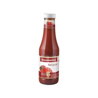 Kečupas DAUMANTŲ BE E, 500 g