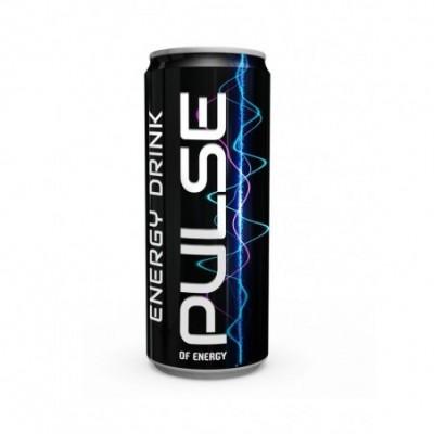Energetinis gėrimas PULSE 250ml