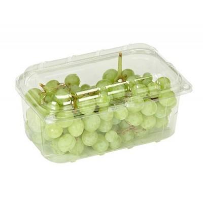 Žalios vynuogės, besėklės, indelyje, 500 g.