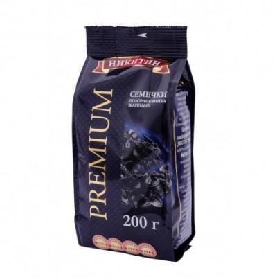 Skrudintos saulėgrąžų sėklos NIKITIN PREMIUM, 200 g