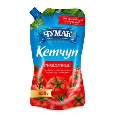 Kečupas ČUMAK, 450 g