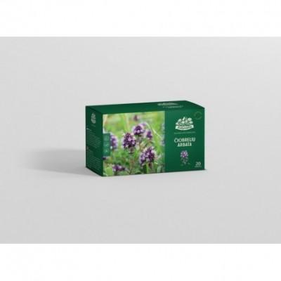 Žolelių arbata ŽOLYNĖLIS Čiobrelių žolė, 20x1,5g