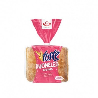 Kvietinės duonelės TOSTE, 220 g