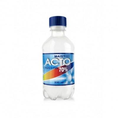 Maistinė acto rūgštis 70%, 330 ml