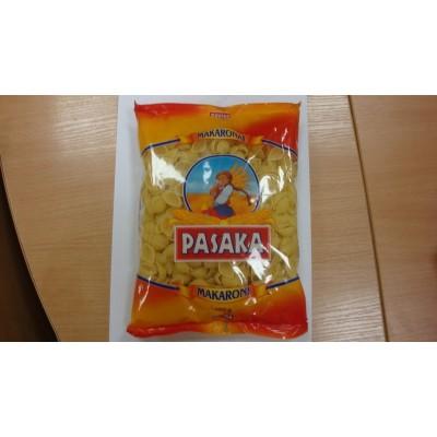 Makaronai (kriauklės) PASAKA, 400 g