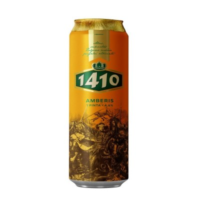 Alus 1410 Amberis 4,6%, 568 ml