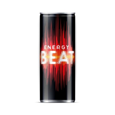 Energ. gėr. ENERGY BEAT 0,25, sk