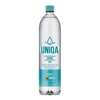 Natūralus mineralinis vanduo UNIQA, negaz. 1,5L