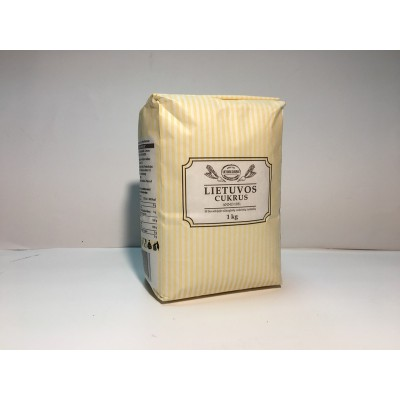Cukrus Lietuvos, 1 kg