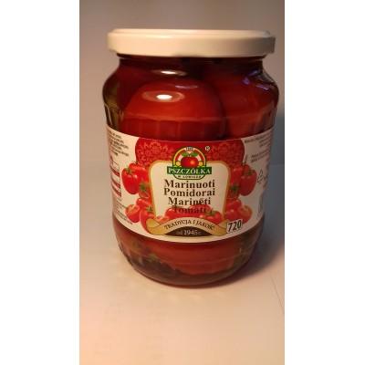 Marinuoti pomidorai PSZCZÓŁKA, 720 ml