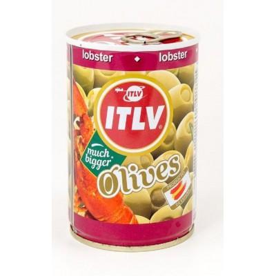 Žaliosios alyvuogės ITLV su omarų įdaru, 314 ml