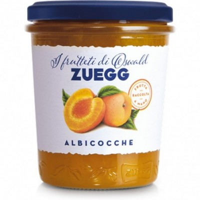 Abrikosų džemas ZUEGG, 320 g