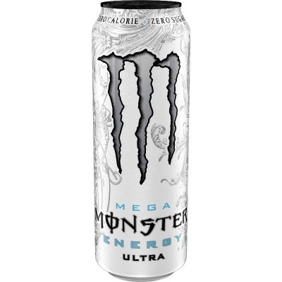 Energinis gėrimas MONSTER Mega Ultra,  553 ml