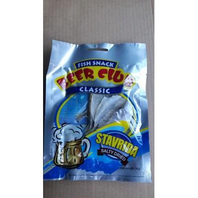 Vytintos stauridos BEER CLUB CLASSIC, 36 g