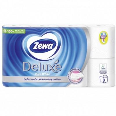 Tualetinis popierius ZEWA PURE White, 8 vnt.