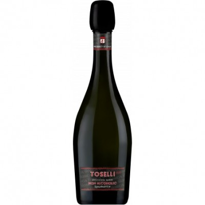 Put.nealkoholinis vynas BOSCA TOSELLI, raudonas,saldus,0,75l
