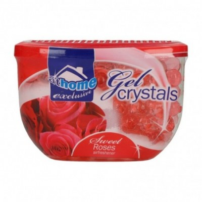 Oro gaiviklis AT HOME Gel Crystals, Sweet Roses, 150 g