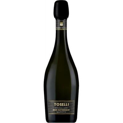 Nealkoholinis putojantis vynas  BOSCA TOSELLI, 0.75 l