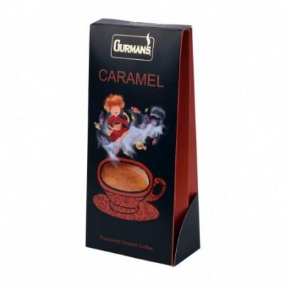 Malta kava GURMAN S Karamelės skonio, 125 g