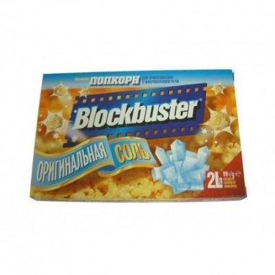 Kukurūzai spraginimui BLOCKBUSTER su druska, 99 g
