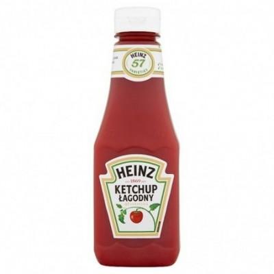 Kečupas HEINZ, 342 g