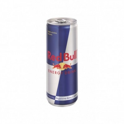Energinis gerimas red bull 025 l