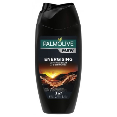 Duso zele vyrams palmolive active volcano 250ml
