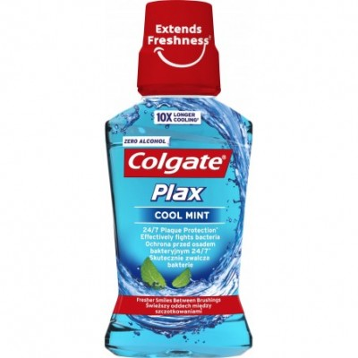 Colgate skalavimo skyst cool mint mel 250 ml