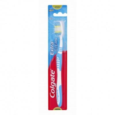 Colgate dantų šepetėlis extra clean 1 vnt
