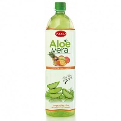 Aloe vera gėrimas aleo tropical fruit 15 l
