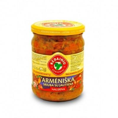 Sriuba armėniska su jautiena 480 g