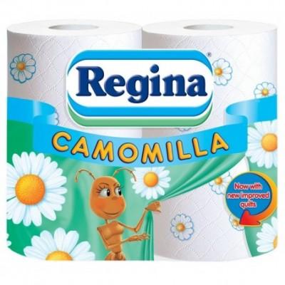 Tualetinis popierius regina ramuneliu kv 4 rit