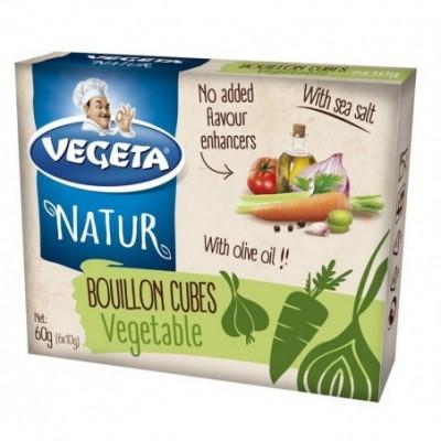Darzoviu sultinys vegeta natur 6x10g 60 g