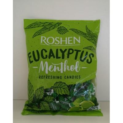 Karamelė ROSHEN, eucalyptus-menthol, 200 g
