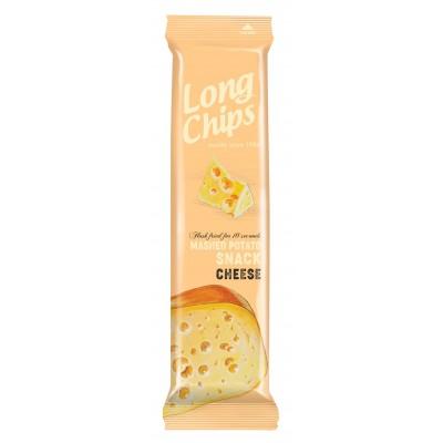 Bulvių užkandis  LONG CHIPS sūrio skonio, 75 g