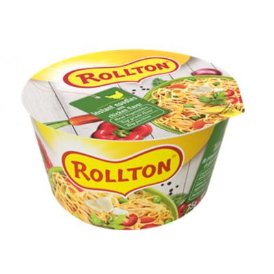 Makaronai Rollton vištienos sk., 75 g,  ind.