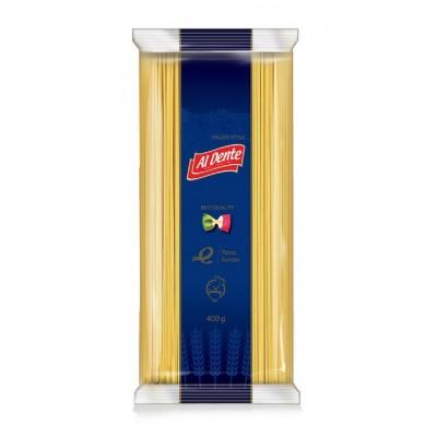 Makaronai AL DENTE spagečiai, 400 g