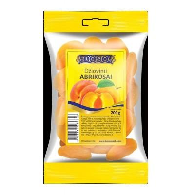 Džiovinti abrikosai BOSO, 200 g