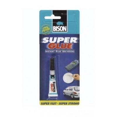 BISON Klijai  Super Glue, 3 g