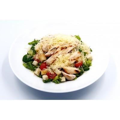 Vištienos salotos, 1 porcija