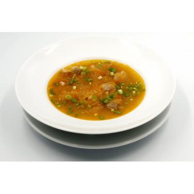 Raugintų kopūstų sriuba, 1 porcija
